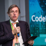 Peter Ivanov made a keynote at Global Tech Summit