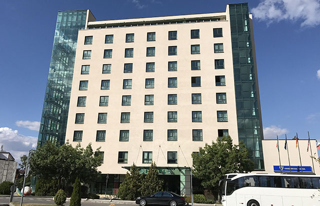 Welcome to Vitosha Park Hotel as Accommodation Partner